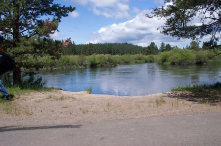 Little Deschutes River Sunriver, OR