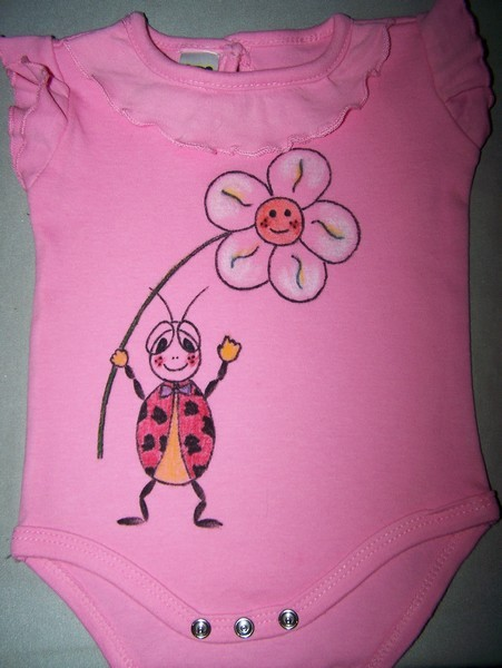 Ladybug Baby Grow Thriftyfun