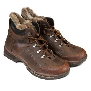 Men S Leather Winter Boots Removing Smoke Odor