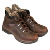 Men's leather winter boots.