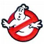 Ghostbusters Patch