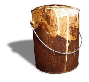 Old Paint Can