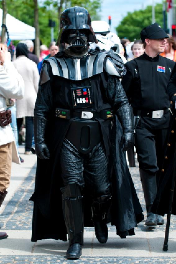Making A Darth Vader Costume Thriftyfun
