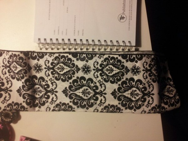 Make your own planner step 4