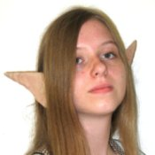 Girl With Elf Ears