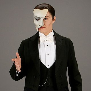 Man in Phantom Costume  sc 1 st  ThriftyFun.com & Making a Phantom Of The Opera Costume | ThriftyFun