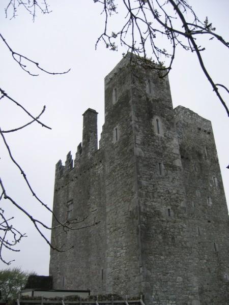 Barryscourt Castle in Ireland