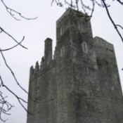 Barryscourt Castle in Ireland