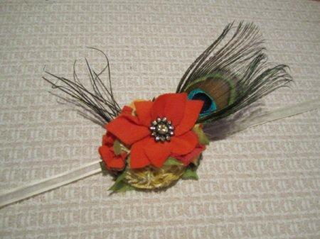Fall Flower Accessory 2