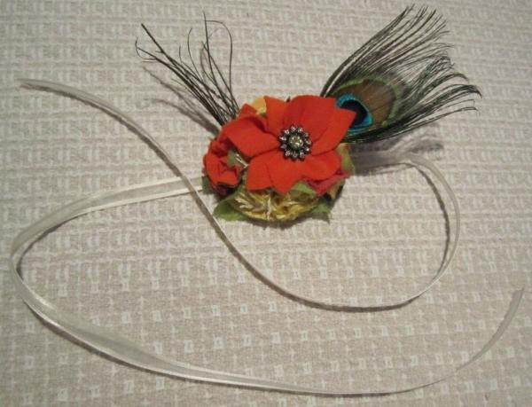 Fall Flower Accessory 3