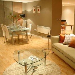 Beautifully Organized Apartment