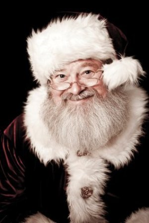 Vintage Father Christmas