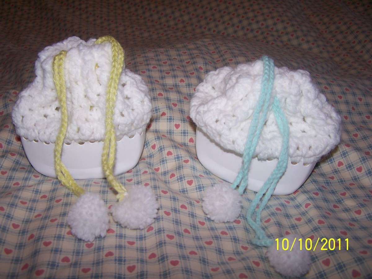 Crocheted Cradle Purse Tutorial, Part 1 of 2! Make It Any Size You ...   900x1200