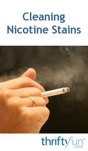 Cleaning Nicotine from Wood Furniture | ThriftyFun