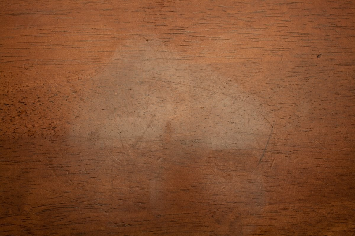Removing White Heat Stains From A Wood Table Category Furniture