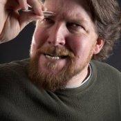 Remedies for Ingrown Hairs, Man Plucking Eyebrows