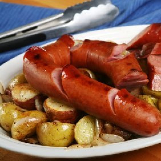 Kielbasa or Polish Sausage