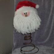 Bedspring Santa