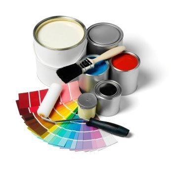 Saving money on paint interior thriftyfun - Interior painting and decorating ...