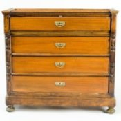 Old wooden dresser.