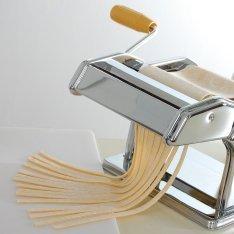 Homemade gluten free pasta.