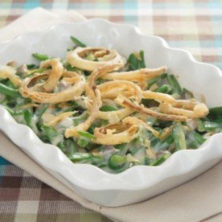 Green Bean Casserole Tips and Recipes, Green bean casserole.