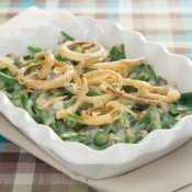 Green Bean Casserole Tips and Recipes, Green bean casserole.