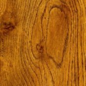 Homemade Varnish Remover, Up close photo of varnished wood.