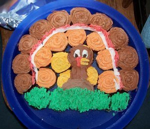 Thanksgiving Cupcake Ideas ThriftyFun - Cupcakes for thanksgiving decorating ideas