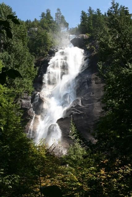 Shannon Falls British Columbia