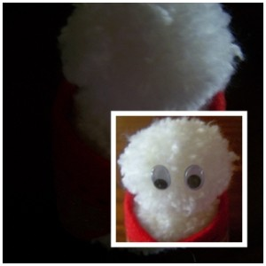 Swagger Snowman Eyes