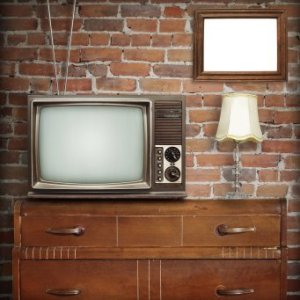 Unsubscribing from Freecycle. Using Freecycle. Vintage furniture and TV.