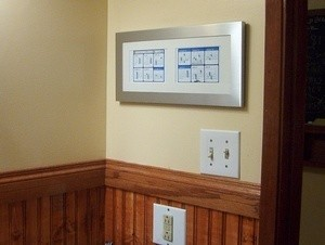 Print and frame schedules.