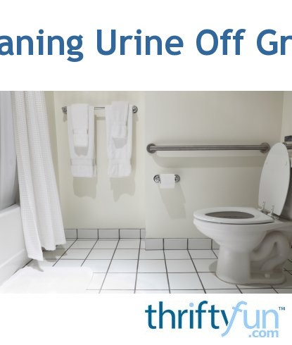 Cleaning Urine Off Grout Thriftyfun