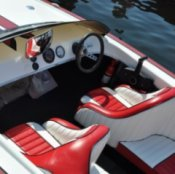Removing Mold from Boat Seats