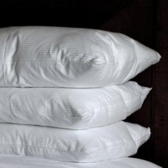 cleaning a down pillow thriftyfun