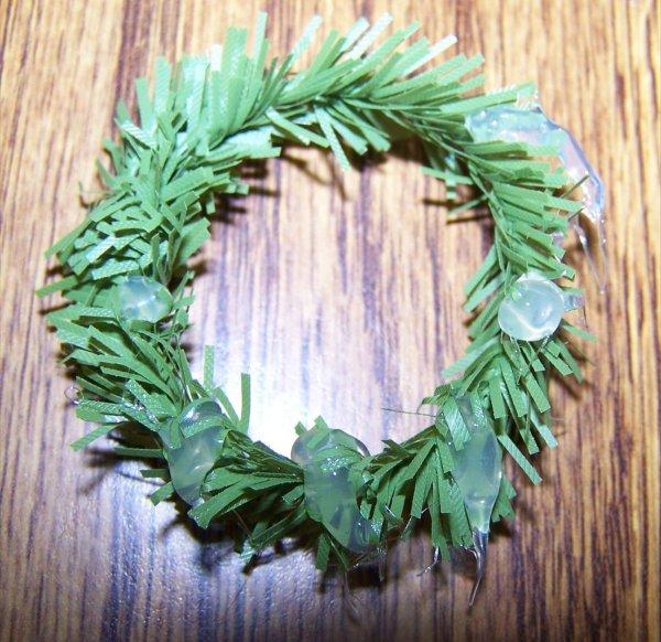 Ruddy Reindeer Wreath
