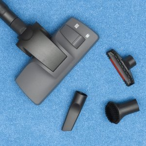 Storing Vacuum Cleaner Accessories