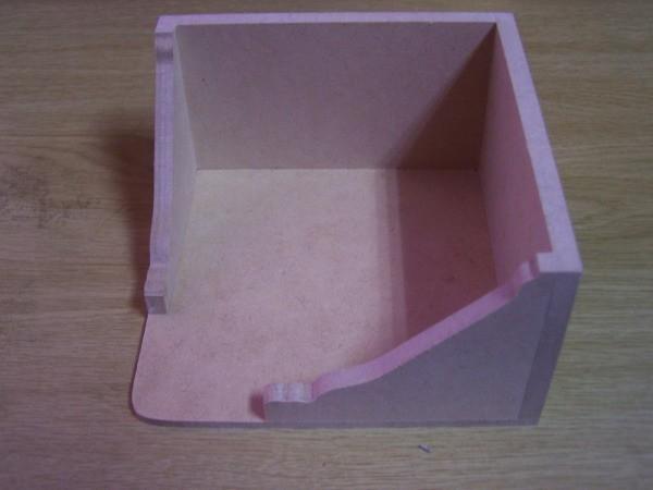 Memo Holder step 1