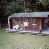 Houseboat on the Bayou