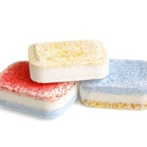 Dishwasher Detergent Tablets