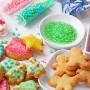 Quick And Easy Christmas Cookies Thriftyfun