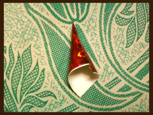 Gift Wrap Cone
