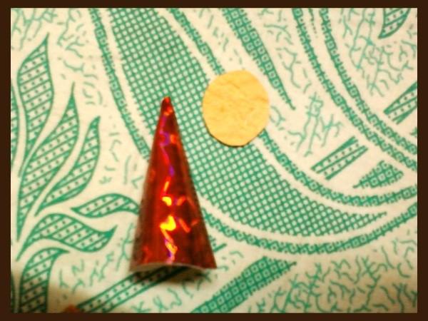 Cone and Circle