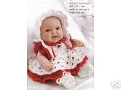 Easy Crochet Doll Hat Pattern (With images) | Crochet doll clothes ... | 300x400