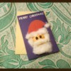 Santa Christmas Card Finished