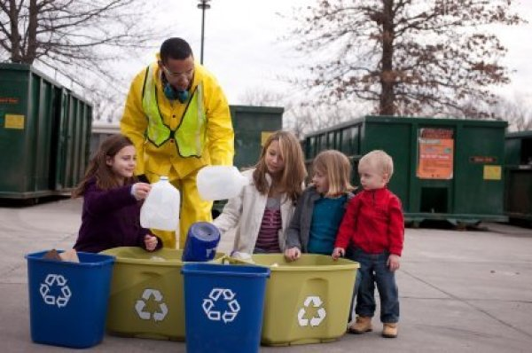 Earth Day Projects For Kids Reuse Recycle