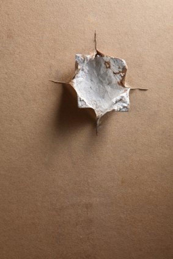 Repairing A Hole In Drywall Thriftyfun