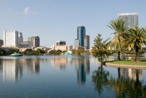 Vacationing in Orlando, Orlando Cityscape