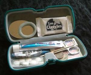 Keep Loose Items In Eyeglasses Case